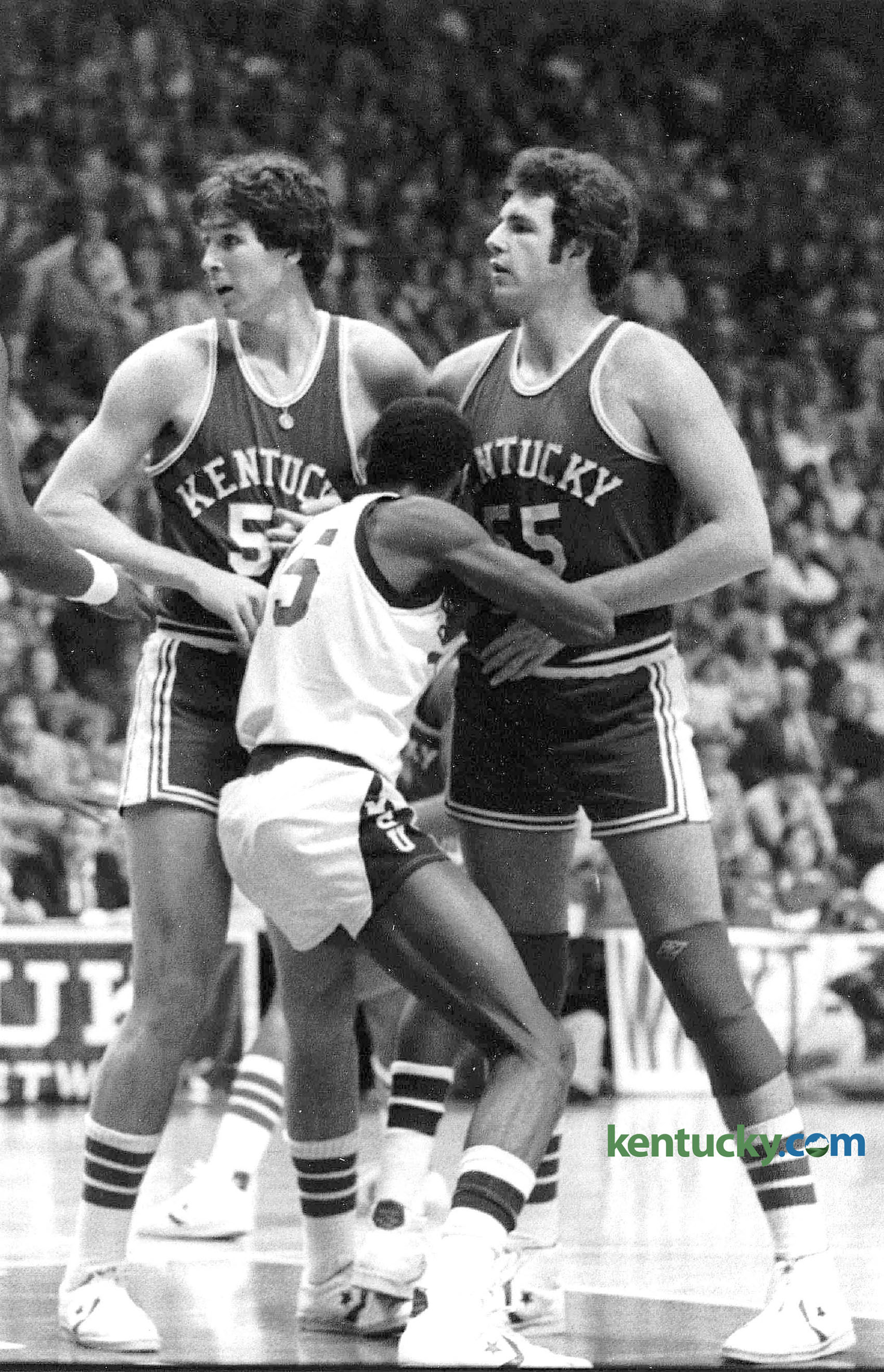 UK's final game in Memorial Coliseum, 1976 | Kentucky ...