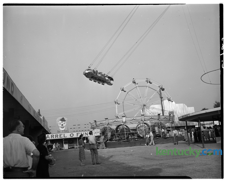 Joyland Park 1948 Kentucky Photo Archive