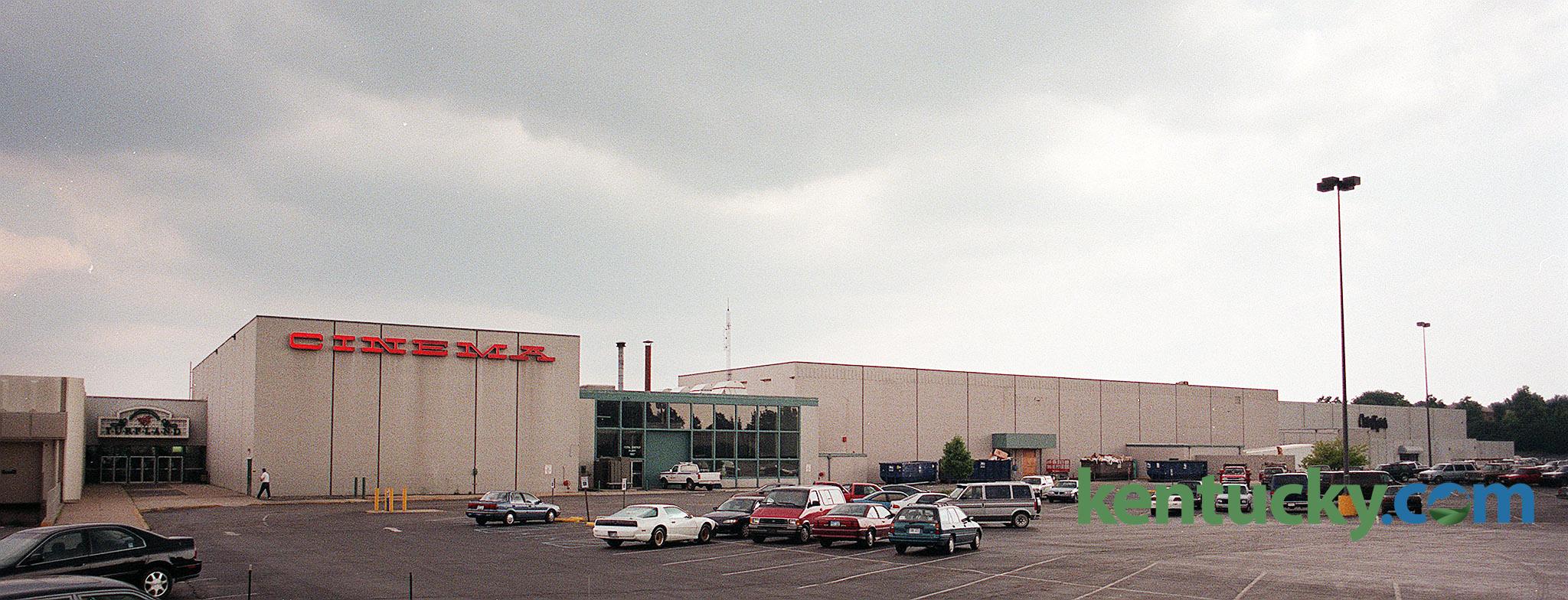 Turfland Mall cinema, 1998 | Kentucky Photo Archive