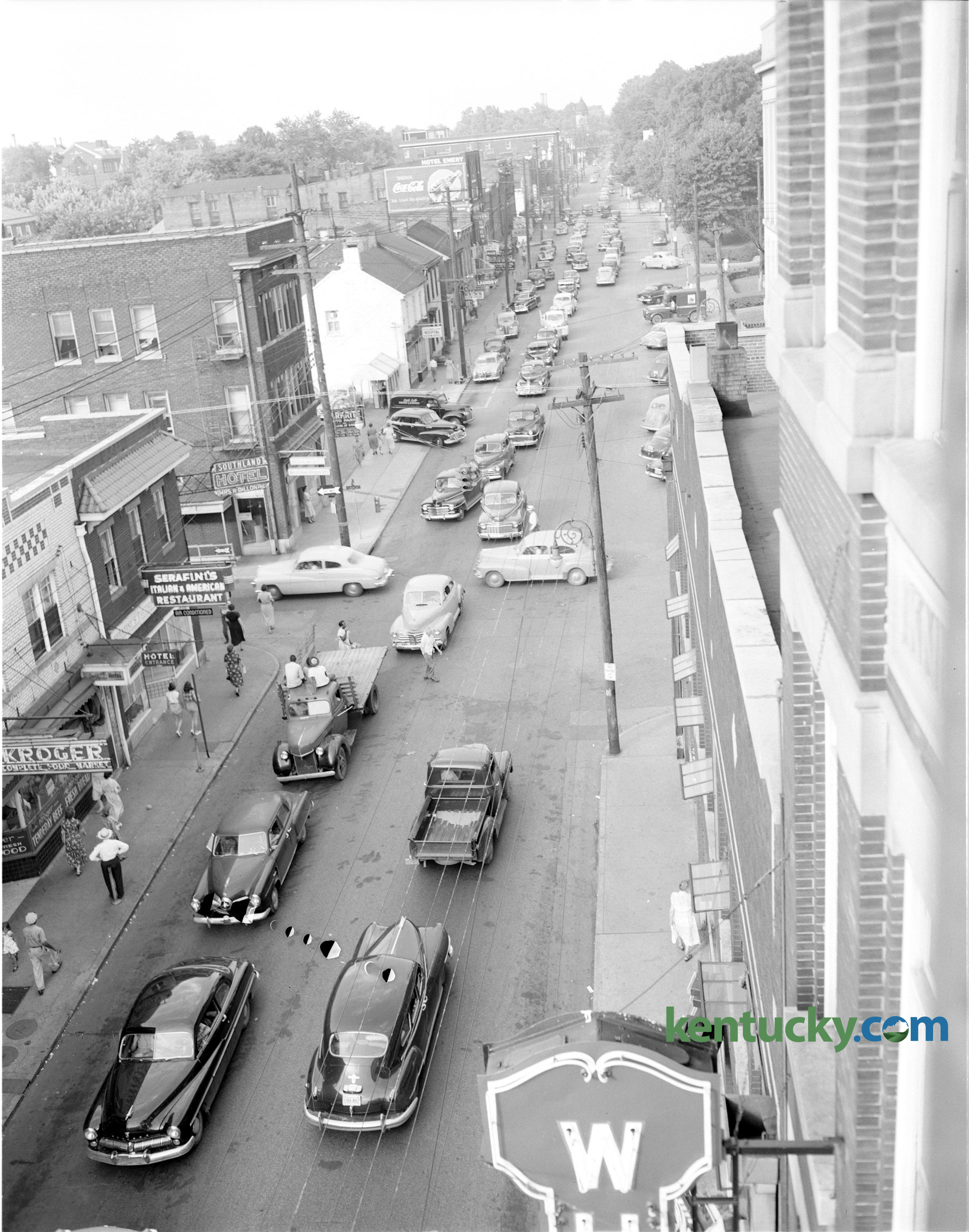 Old pictures of lexington ky