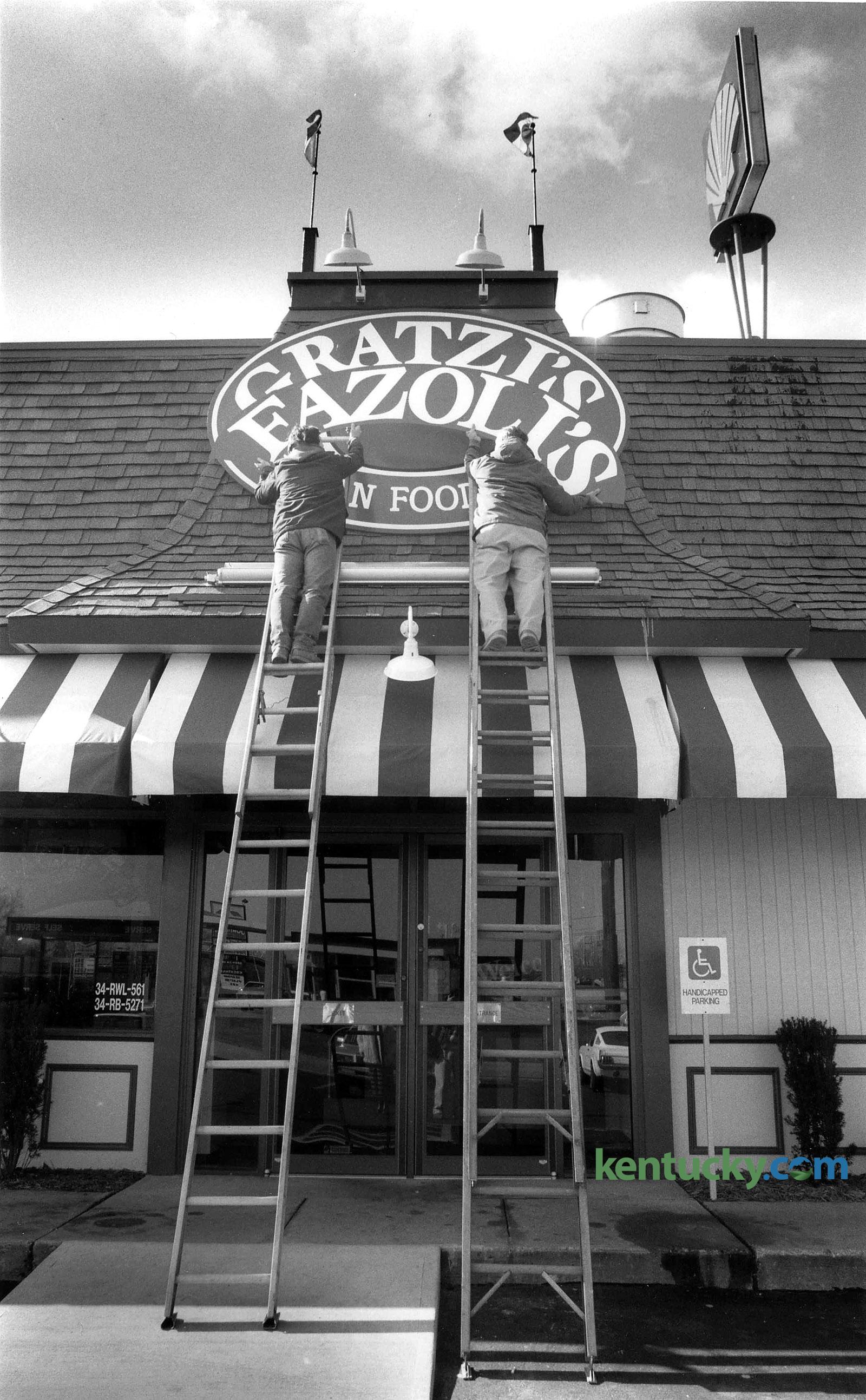 Italian Restaurants Downtown Lexington Ky
