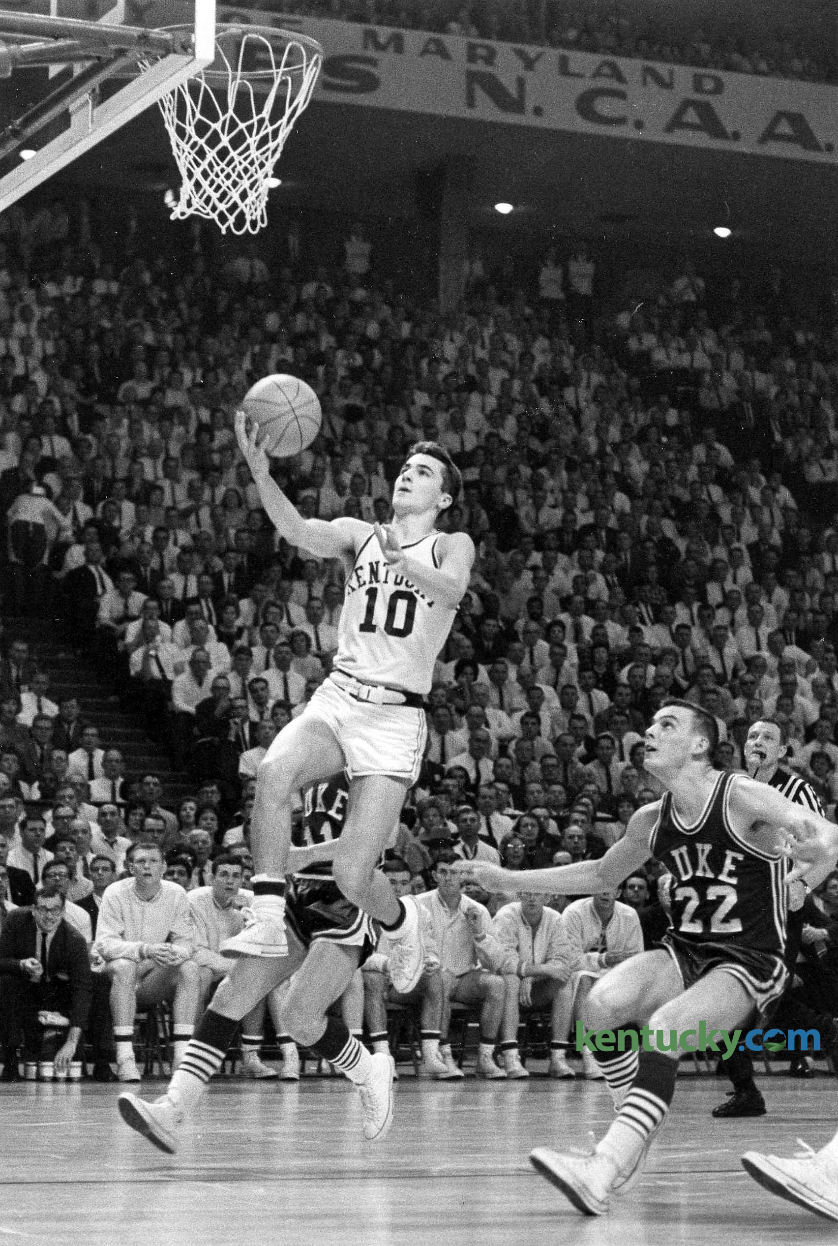 Louie Dampier Kentucky basketball39s Louie Dampier 1966 Kentucky Photo