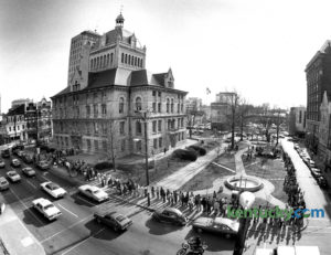 Fayette County Courthouse Kentucky Photo Archive