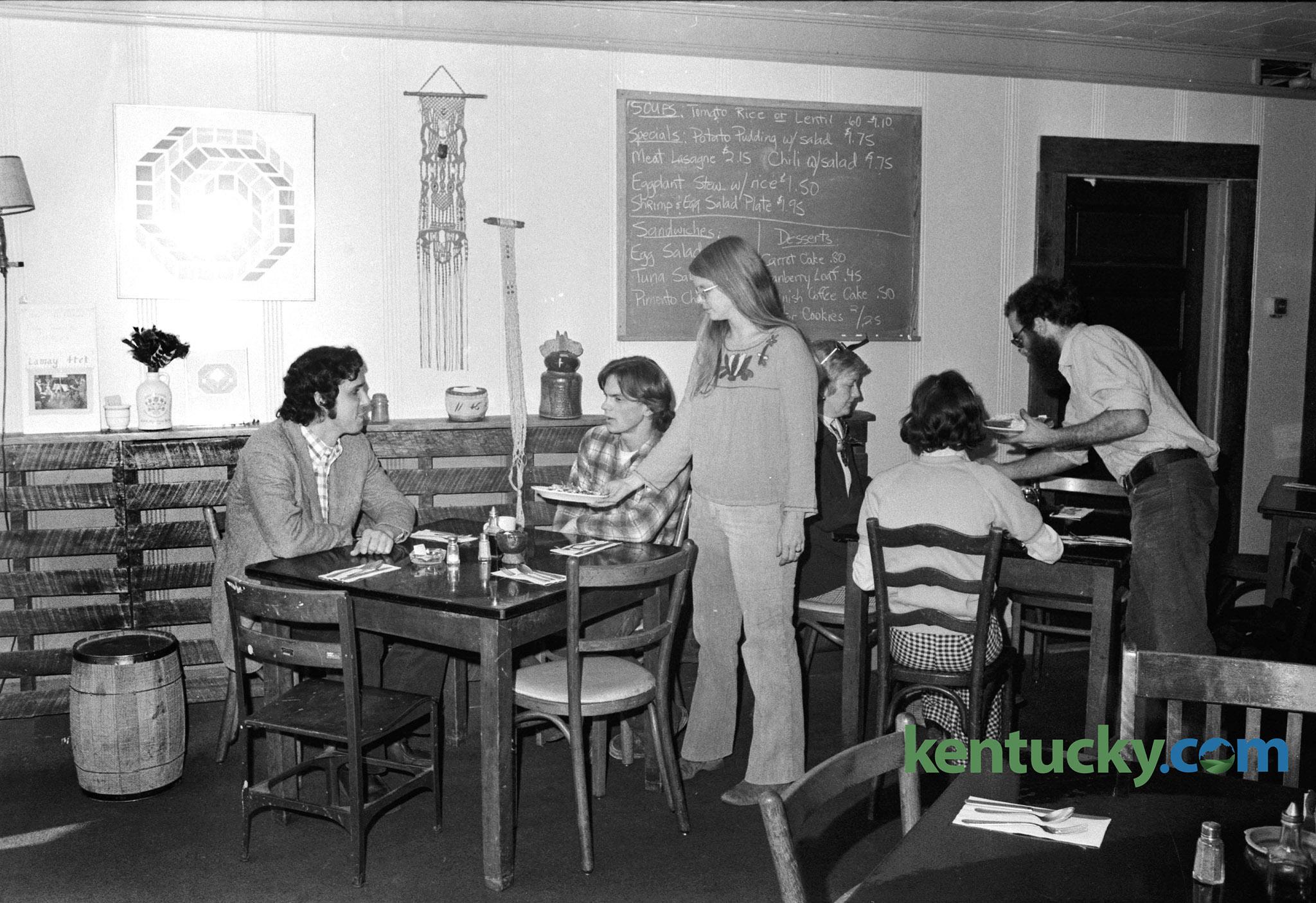 alfalfa restaurant, 1975 | kentucky photo archive